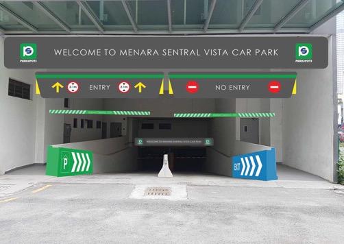 Car park management Malaysia